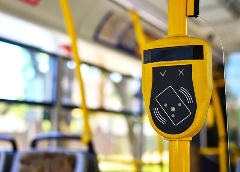 Валидатор вавтобусе