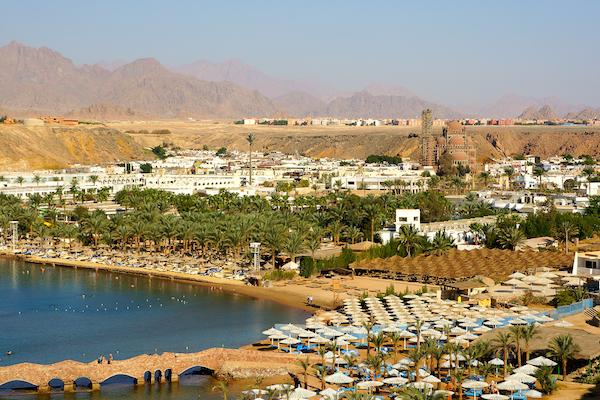 Курорты Египта (Шарм-эль-Шейх)