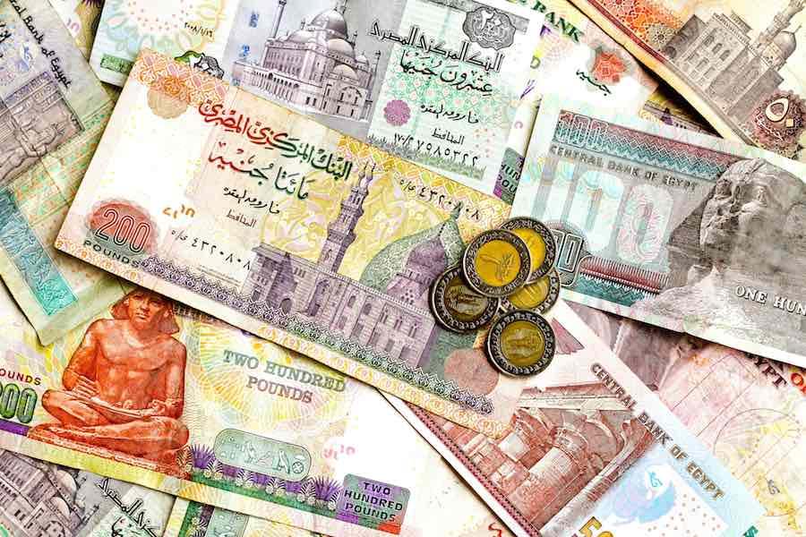 Валюта Египта