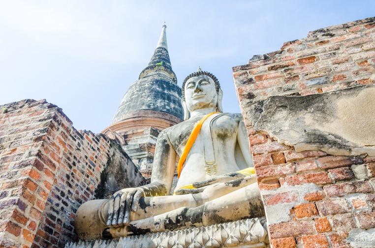 Аюттайя — древняя столица Таиланда