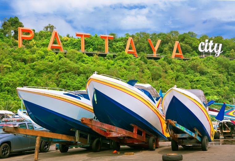Город Паттайя, Таиланд