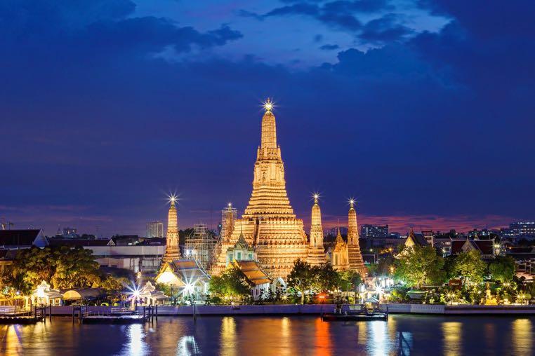 Бангкок город